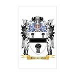 Blankenship Sticker (Rectangle)