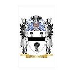 Blankenship Sticker (Rectangle 50 pk)
