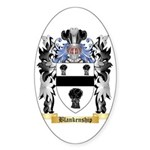 Blankenship Sticker (Oval 10 pk)