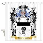 Blankenship Shower Curtain