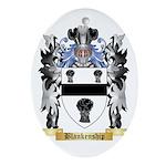 Blankenship Ornament (Oval)