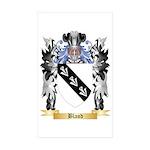 Bland Sticker (Rectangle 50 pk)