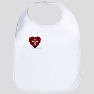 General Hospital 50th Anniversary Heart Bib