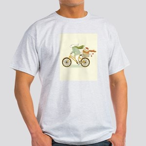 He Takes The Egg Cat Forsley Designs T-Shirt