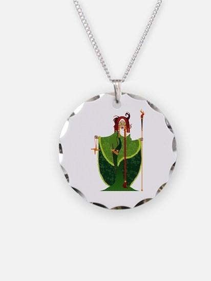 St. Brigid of Ireland Necklace