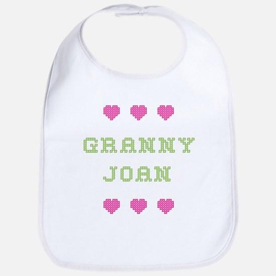 Granny Joan Bib