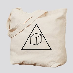 Delta Cubes Tote Bag