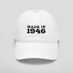 Made In 1946 Cap