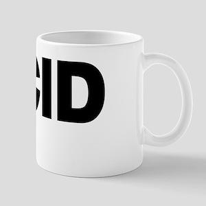 ACID TEXT Mug
