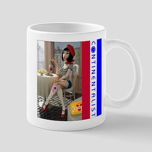 Continentalist Crusade Mug
