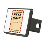 Eyes Only Hitch Cover