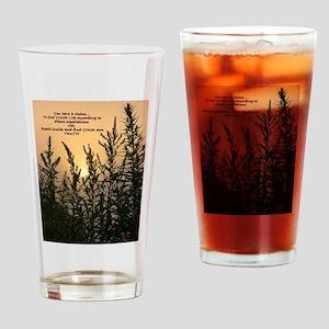 Sunrise Sand Drinking Glass
