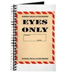 Eyes Only Journal