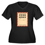 Eyes Only Plus Size T-Shirt