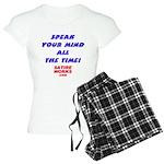 SpeakYourMind Female Pajamas