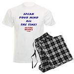 SpeakYourMind Pajamas