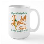 3X3 Lucky Drop Shadow Mug