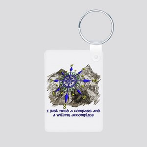 compass and willing accomplice-1-Mt Keychains