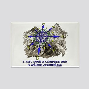 compass and willing accomplice-1-Mt Rectangle Magn