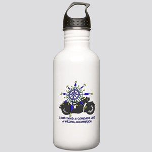 compass and willing accomplice-1-Motorcycle Water