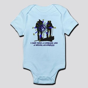 compass and willing accomplice-1-HIKING Body Suit