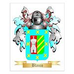 Blanco Small Poster