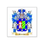 Blanchot Square Sticker 3
