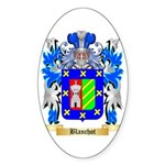 Blanchot Sticker (Oval 50 pk)