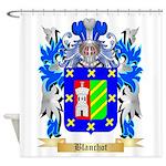 Blanchot Shower Curtain