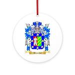 Blanchot Ornament (Round)