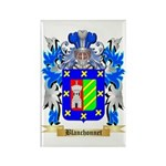 Blanchonnet Rectangle Magnet