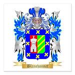 Blanchonnet Square Car Magnet 3