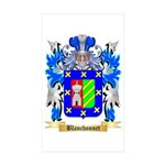 Blanchonnet Sticker (Rectangle 50 pk)