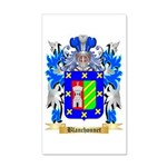 Blanchonnet 35x21 Wall Decal