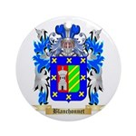 Blanchonnet Ornament (Round)