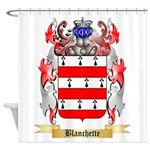 Blanchette Shower Curtain