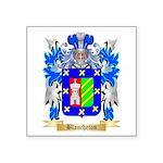 Blancheton Square Sticker 3