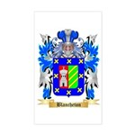 Blancheton Sticker (Rectangle)