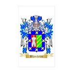 Blancheton Sticker (Rectangle 10 pk)