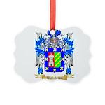 Blancheton Picture Ornament
