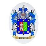Blancheton Ornament (Oval)