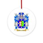 Blancheton Ornament (Round)