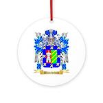 Blancheteau Ornament (Round)