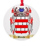 Blanche Round Ornament
