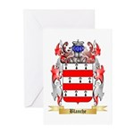 Blanche Greeting Cards (Pk of 20)
