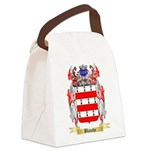 Blanche Canvas Lunch Bag