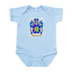 Blanca Infant Bodysuit