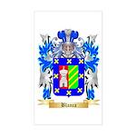 Blanca Sticker (Rectangle)