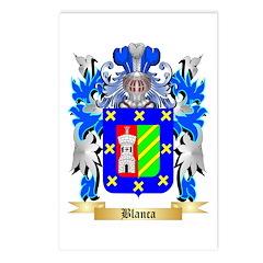 Blanca Postcards (Package of 8)