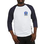 Blanc Baseball Jersey